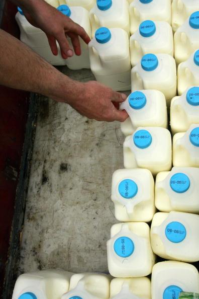 Milk「Farmers Protest Over Milk Prices」:写真・画像(13)[壁紙.com]