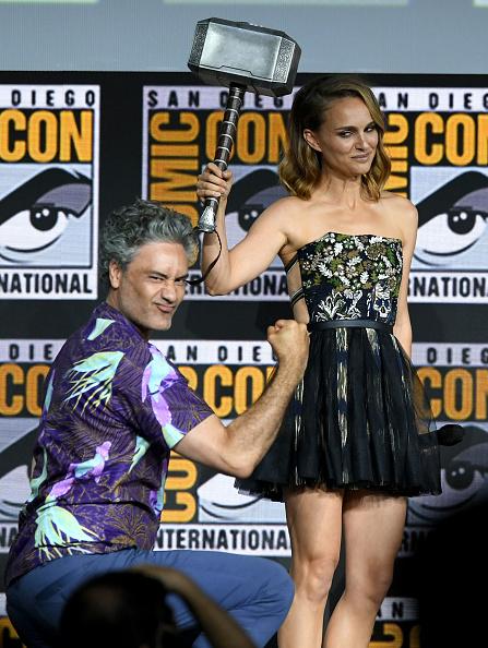 Comic con「2019 Comic-Con International - Marvel Studios Panel」:写真・画像(12)[壁紙.com]