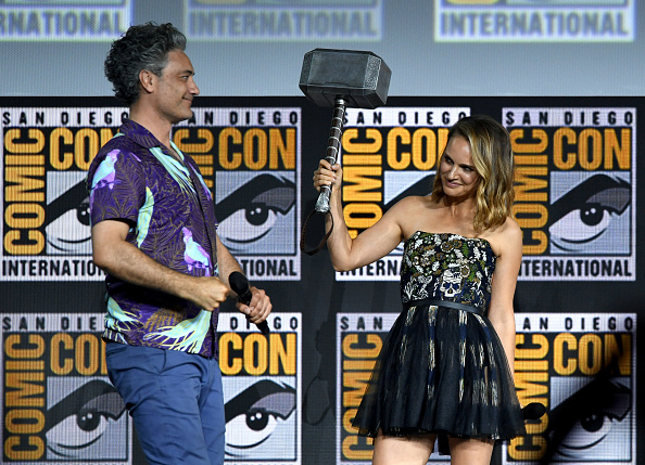 Comic con「2019 Comic-Con International - Marvel Studios Panel」:写真・画像(15)[壁紙.com]