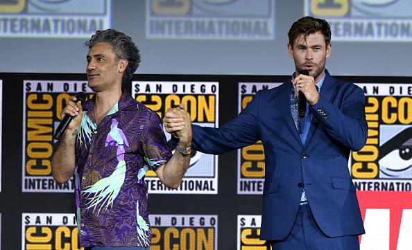 Awe「2019 Comic-Con International - Marvel Studios Panel」:写真・画像(7)[壁紙.com]