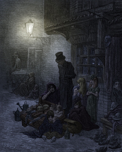 19th Century Style「Victorian London street」:写真・画像(14)[壁紙.com]