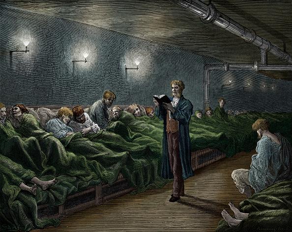 Solitude「Victorian London refuge  by Doré」:写真・画像(17)[壁紙.com]