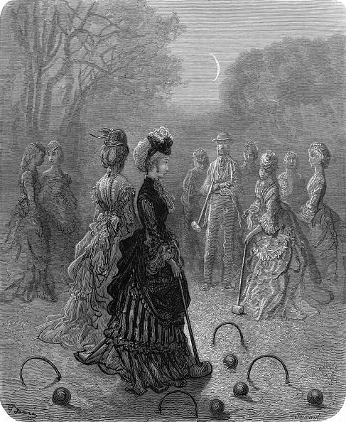 Middle Class「Victorian London - Croquet」:写真・画像(14)[壁紙.com]