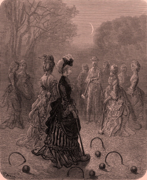 Middle Class「Victorian London - Croquet」:写真・画像(10)[壁紙.com]