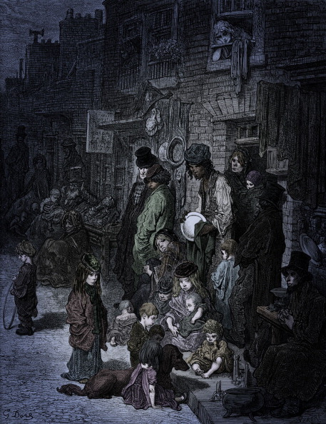19th Century Style「Victorian London- Whitechapel」:写真・画像(10)[壁紙.com]
