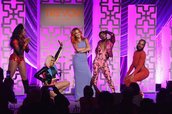 Condiment「The Trevor Project TrevorLIVE NYC 2018 - Show」:写真・画像(14)[壁紙.com]