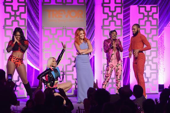 Condiment「The Trevor Project TrevorLIVE NYC 2018 - Show」:写真・画像(16)[壁紙.com]