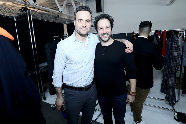 Chelsea Piers「The 3rd Annual Blue Jacket Fashion Show Benefitting The Prostate Cancer Foundation - Backstage」:写真・画像(10)[壁紙.com]