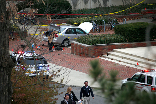 オハイオ州「Multiple People Hospitalized After Attacks On Ohio State University Campus In Columbus」:写真・画像(3)[壁紙.com]