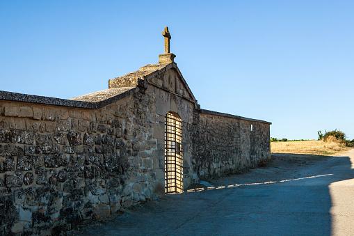 Camino De Santiago「Old church building Way of St. James, Torres del Rio, La Rioja, Spain」:スマホ壁紙(9)