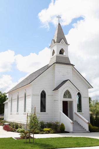 Steeple「Old Church」:スマホ壁紙(5)