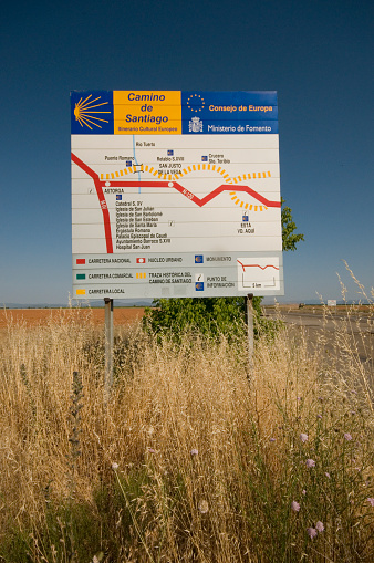 Camino De Santiago「Spain, Leon, table of the Camino de Santiago」:スマホ壁紙(14)