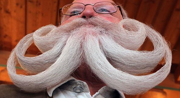 Facial Hair「25th Garmisch-Partenkirchen Beard Championships」:写真・画像(5)[壁紙.com]