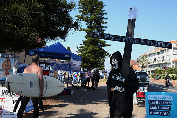 Lisa Maree Williams「Australians Head To The Polls To Vote In 2019 Federal Election」:写真・画像(2)[壁紙.com]