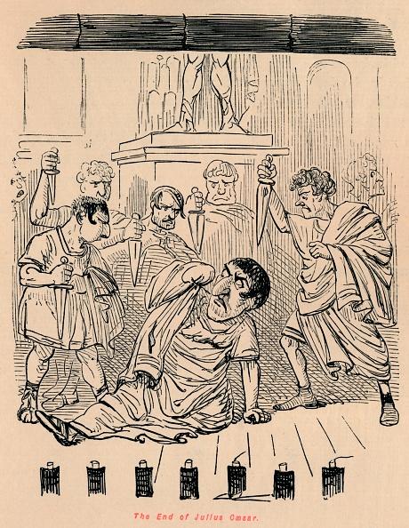 Cartoon「The End Of Julius Caesar」:写真・画像(12)[壁紙.com]