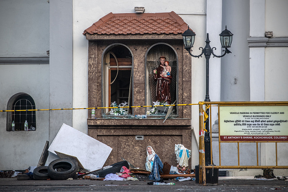 Sri Lanka「Multiple Explosions Hit Sri Lanka On Easter Sunday」:写真・画像(16)[壁紙.com]