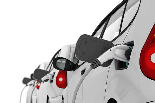 Hybrid Vehicle「Charging of Electric Cars」:スマホ壁紙(10)