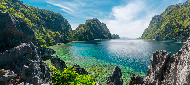 Green Color「El Nido, Philippines」:スマホ壁紙(14)