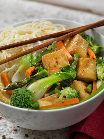 Soy Sauce「Tofu Noodle Bowl」:スマホ壁紙(13)