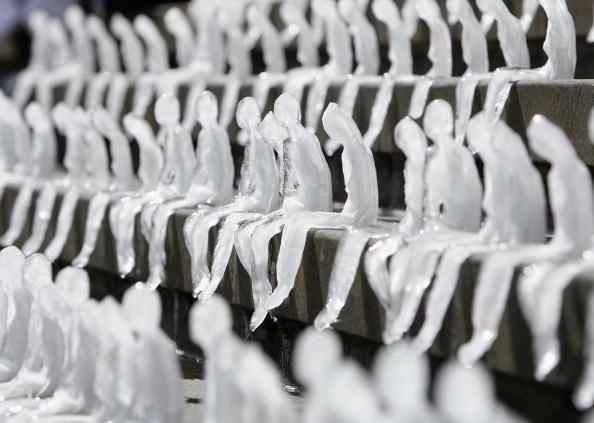Environmental Conservation「1,000 Ice Figures For Global Warming」:写真・画像(18)[壁紙.com]