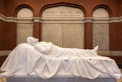 "Officer - Military Rank「""Recumbent Statue"" of Robert E. Lee」:スマホ壁紙(17)"