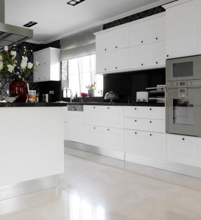 Restoring「Domestic modern kitchen」:スマホ壁紙(15)