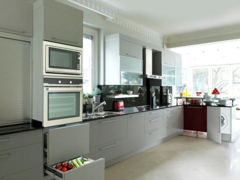 Restoring「Domestic modern kitchen」:スマホ壁紙(0)