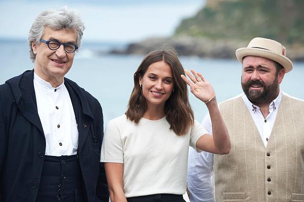 映画界「'Submergence' Photocall - 65th San Sebastian International Film Festival」:写真・画像(0)[壁紙.com]