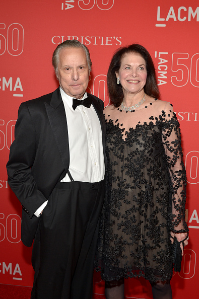 Philanthropist「LACMA 50th Anniversary Gala Sponsored By Christie's - Red Carpet」:写真・画像(9)[壁紙.com]