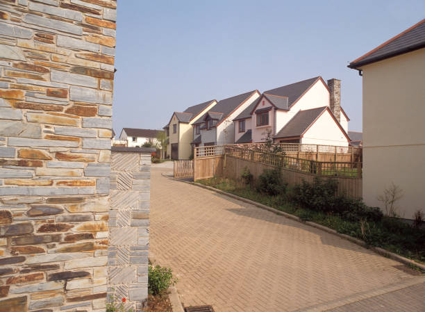 Housing development in rural Devon:ニュース(壁紙.com)