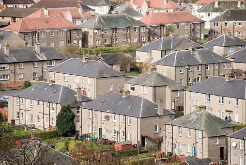 スコットランド文化「住宅開発」:スマホ壁紙(17)