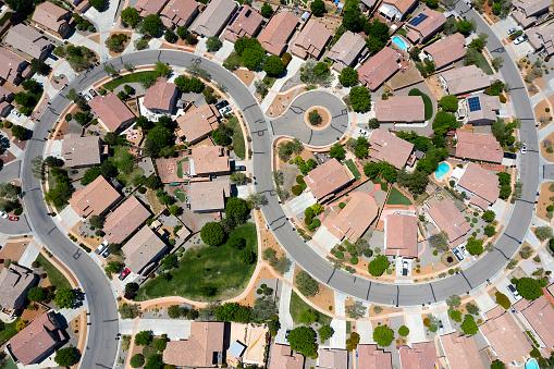 Housing Project「Housing Development from Above」:スマホ壁紙(3)
