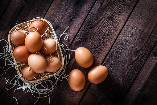 Animal Egg「Eggs in a wicker basket」:スマホ壁紙(16)