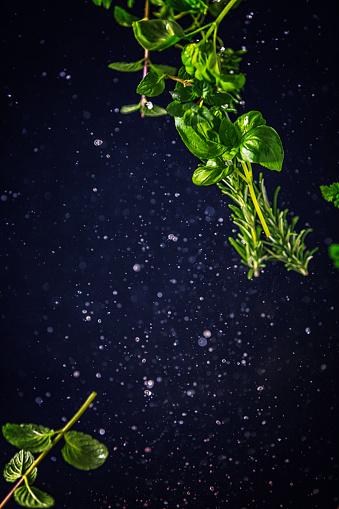 Thyme「Herb Spice Mix Food Explosion」:スマホ壁紙(17)