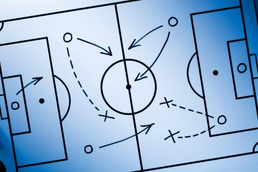 Decisions「Soccer strategy」:スマホ壁紙(2)