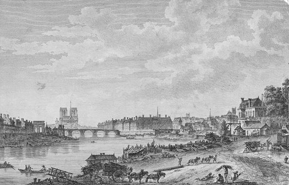 Notre Dame de Paris「Islands Of Paris」:写真・画像(17)[壁紙.com]