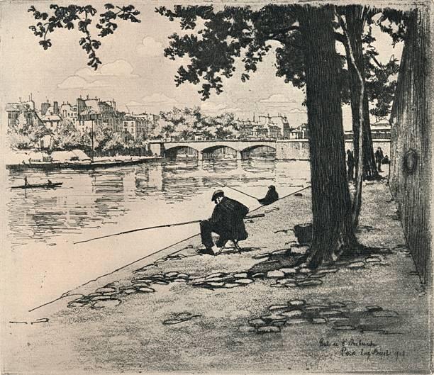 'The Pont de l'Archeveche', 1915:ニュース(壁紙.com)