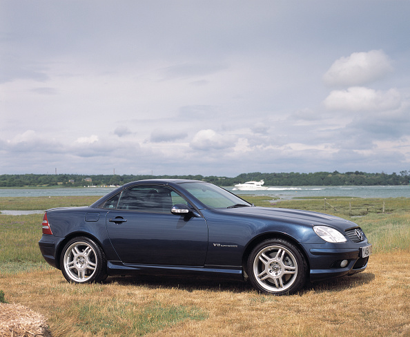 Grass Family「2001 Mercedes Benz SLK 320 AMG」:写真・画像(15)[壁紙.com]