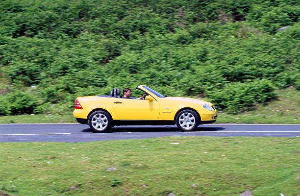 1998 Mercedes Benz SLK 230:ニュース(壁紙.com)