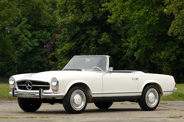 Sea Life「1966 Mercedes Benz 230 SL」:写真・画像(10)[壁紙.com]