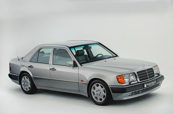 Mercedes-Benz「1994 Mercedes Benz 500E.」:写真・画像(9)[壁紙.com]