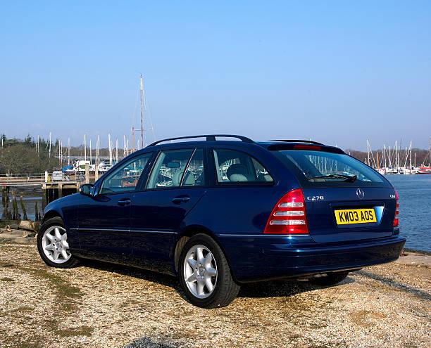 2003 Mercedes Benz C270 Estate:ニュース(壁紙.com)