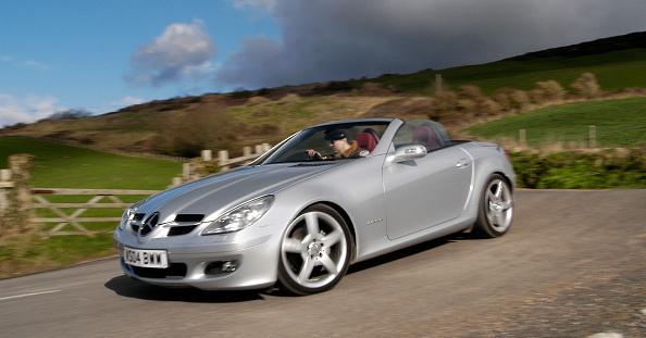 Expense「2004 Mercedes Benz SLK 200K」:写真・画像(17)[壁紙.com]