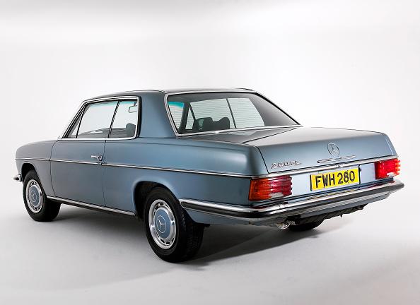 Expense「1975 Mercedes Benz 280CE」:写真・画像(13)[壁紙.com]