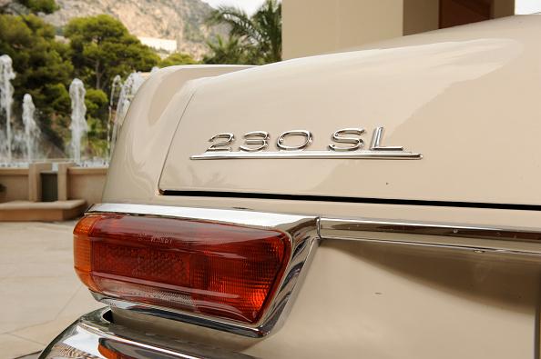 Land Vehicle「Mercedes Benz 230SL 1963」:写真・画像(12)[壁紙.com]