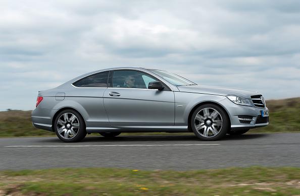 Platinum「2013 Mercedes Benz C250 Cdi Coupe AMG Sport」:写真・画像(3)[壁紙.com]
