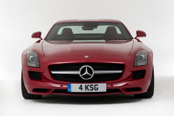 Facade「2011 Mercedes Benz AMG SLS」:写真・画像(4)[壁紙.com]