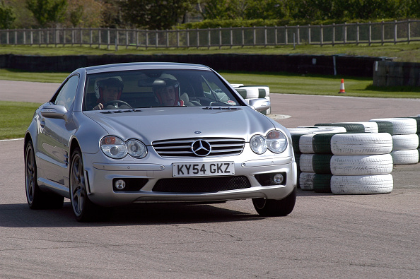 Sea Life「2004 Mercedes Benz 600 SLV12」:写真・画像(11)[壁紙.com]