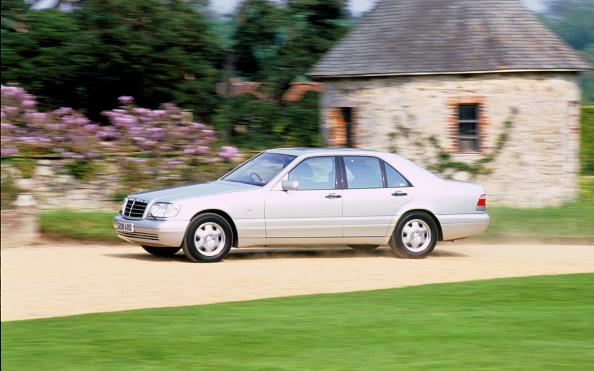 Journey「1998 Mercedes Benz S500」:写真・画像(3)[壁紙.com]