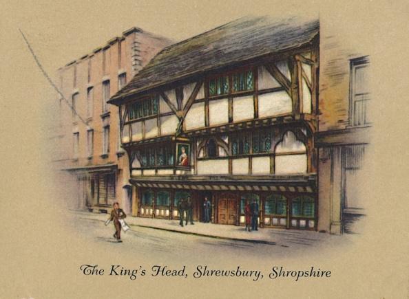 Cigarette Card「The Kings Head」:写真・画像(10)[壁紙.com]